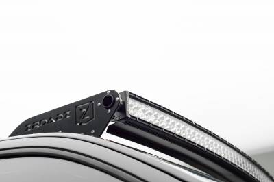 2015-2019 Colorado, Canyon Front Roof LED Bracket to mount (1) 40 Inch Curved LED Light Bar - PN #Z332671 - Image 8