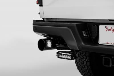 Ford Rear Bumper LED Bracket to mount (2) 6 Inch Straight Light Bar - PN #Z385662 - Image 9