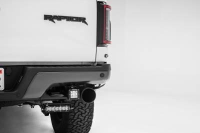 ZROADZ                                             - Ford F-150, Raptor Rear Bumper LED Bracket to mount (2) 6 Inch Straight Light Bar - PN #Z385662 - Image 10