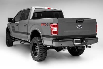 ZROADZ                                             - Ford F-150, Raptor Rear Bumper LED Bracket to mount (2) 6 Inch Straight Light Bar - PN #Z385662 - Image 7