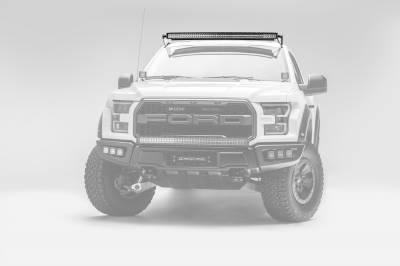 ZROADZ                                             - Ford F-150, Raptor Front Roof LED Bracket to mount 52 Inch Curved LED Light Bar - PN #Z335662 - Image 2