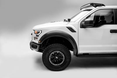 ZROADZ                                             - Ford F-150, Raptor Front Roof LED Bracket to mount 52 Inch Curved LED Light Bar - PN #Z335662 - Image 10