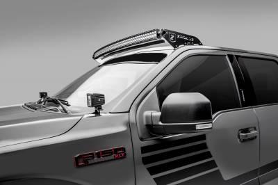 ZROADZ                                             - Ford F-150, Raptor Front Roof LED Bracket to mount 52 Inch Curved LED Light Bar - PN #Z335662 - Image 7
