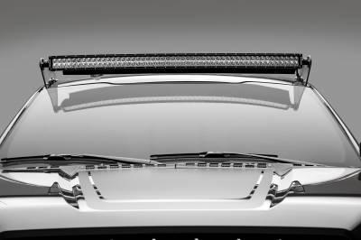 ZROADZ                                             - Ford F-150, Raptor Front Roof LED Bracket to mount 52 Inch Curved LED Light Bar - PN #Z335662 - Image 4