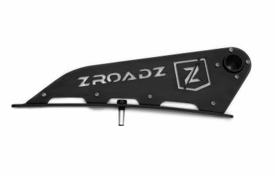 ZROADZ                                             - Silverado, Sierra Front Roof LED Kit, Incl. 50 Inch LED Curved Double Row Light Bar - PN #Z332081-KIT-C - Image 4