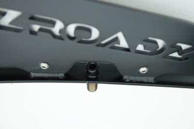 2019 Ram 1500 Front Roof LED Bracket to mount (1) 50 Inch Straight LED Light Bar - PN #Z334121 - Image 3
