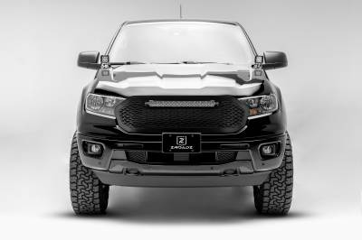 ZROADZ                                             - 2019-2021 Ford Ranger Hood Hinge LED Bracket to mount (2) 3 Inch LED Pod Lights - PN #Z365821 - Image 4