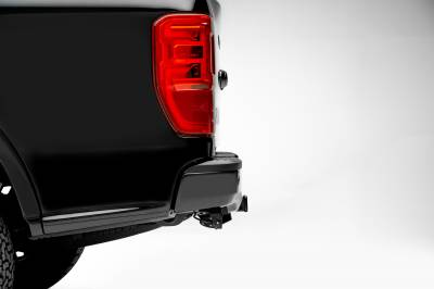 ZROADZ                                             - 2019-2021 Ford Ranger Rear Bumper LED Kit with (2) 6 Inch LED Straight Single Row Slim Light Bars - PN #Z385881-KIT - Image 2