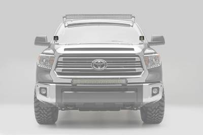 ZROADZ                                             - 2014-2020 Toyota Tundra Hood Hinge LED Kit, Incl. (2) 3 Inch LED Pod Lights - PN #Z369641-KIT2 - Image 1
