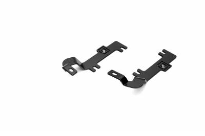 ZROADZ                                             - 2019 Chevrolet Silverado 1500 Hood Hinge LED Bracket to mount (2) 3 Inch LED Pod Lights - PN #Z362181 - Image 3