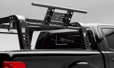 ZROADZ                                             - 2019-2021 Ford Ranger Overland Access Rack With Side Gates with (4) 3 Inch ZROADZ LED Pod Lights - PN #Z835101 - Image 9