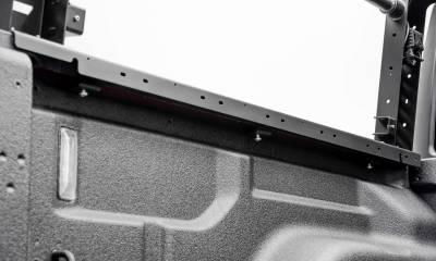 ZROADZ                                             - 2019-2021 Ford Ranger Overland Access Rack With Side Gates with (4) 3 Inch ZROADZ LED Pod Lights - PN #Z835101 - Image 13