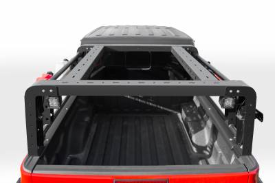 ZROADZ                                             - 2019-2021 Jeep Gladiator Overland Access Rack With Two Lifting Side Gates, Without Factory Trail Rail Cargo System - PN #Z834101 - Image 6