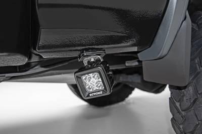ZROADZ                                             - Universal Panel Clamp LED Bracket to mount (1) 3 Inch LED Pod Light - PN #Z390001 - Image 3