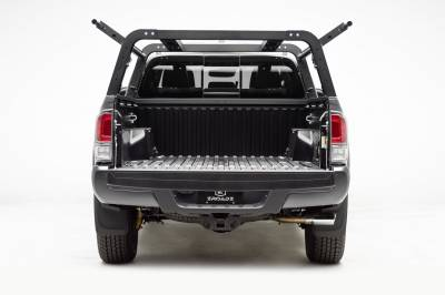 ZROADZ                                             - 2016-2021 Toyota Tacoma Overland Access Rack With Side Gates with (4) 3 Inch ZROADZ LED Pod Lights - PN #Z839101 - Image 7