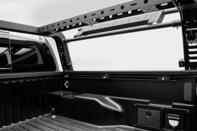 ZROADZ                                             - 2016-2021 Toyota Tacoma Overland Access Rack With Side Gates with (4) 3 Inch ZROADZ LED Pod Lights - PN #Z839101 - Image 10