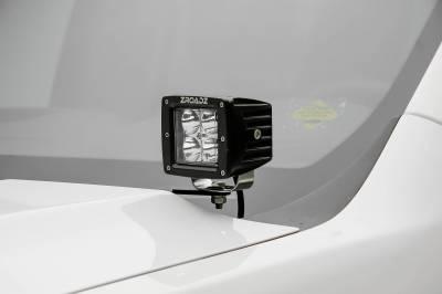 2019-2020 GMC Sierra 1500 Hood Hinge Bracket - PN# Z362281 - Image 1