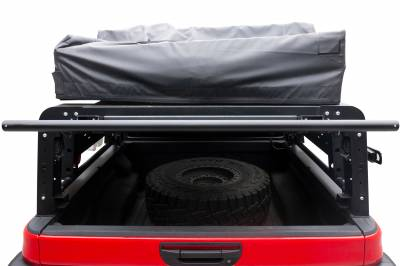 ZROADZ                                             - 2019-2021 Jeep Gladiator Access Overland Rack With Three Lifting Side Gates, Without Factory Trail Rail Cargo System - PN #Z834201 - Image 14