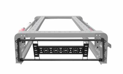 ZROADZ                                             - 2019-2021 Jeep Gladiator Access Overland Rack Rear Gate - PN #Z834001 - Image 1