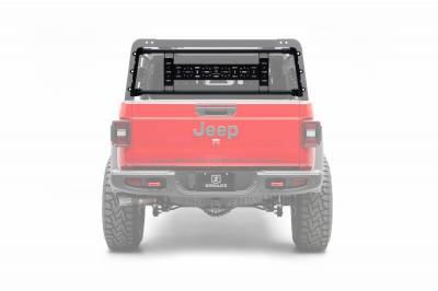 ZROADZ                                             - 2019-2021 Jeep Gladiator Access Overland Rack Rear Gate - PN #Z834001 - Image 2
