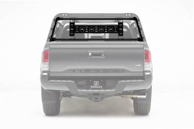 ZROADZ OFF ROAD PRODUCTS - 2016-2021 Toyota Tacoma Access Overland Rack Rear Gate - PN #Z839001 - Image 1