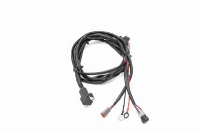 ZROADZ                                             - 2015-2018 Ram Rebel Front Bumper Top LED Kit with (1) 20 Inch LED Straight Double Row Light Bar - PN #Z324552-KIT - Image 6