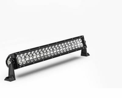ZROADZ                                             - 20 Inch LED Straight Double Row Light Bar - PN #Z30BC14W120 - Image 1