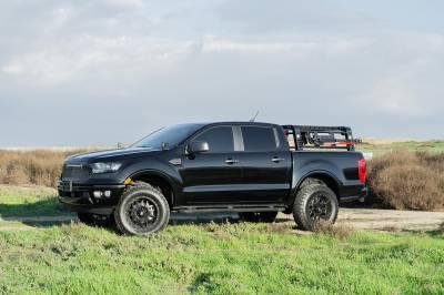 ZROADZ                                             - 2019-2021 Ford Ranger Overland Access Rack With Side Gates with (4) 3 Inch ZROADZ LED Pod Lights - PN #Z835101 - Image 20