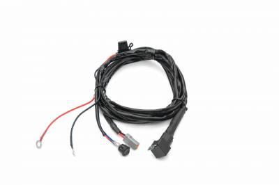 ZROADZ                                             - Jeep JL, Gladiator Front Roof LED Kit with (1) 50 Inch LED Straight Single Row Slim Light Bar - PN #Z374831-KITS - Image 4