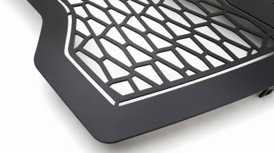 T-REX GRILLES - 2019-2021 GMC  Sierra 1500 ZROADZ Grille, Black, Mild Steel, 1 Pc, Insert - PN #Z312281 - Image 4