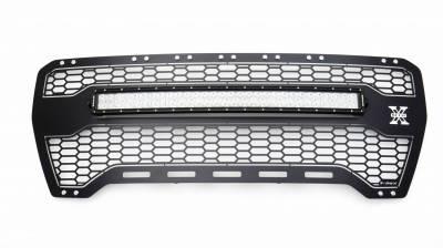 T-REX GRILLES - 2019-2021 GMC Sierra 1500 Laser Torch Grille, Black, Mild Steel, 1 Pc, Insert - PN #7312281 - Image 8