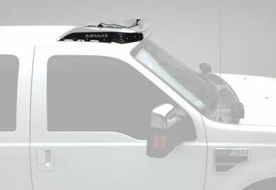 ZROADZ                                             - 1999-2016 Ford Super Duty Front Roof LED Bracket to mount (1) 52 Inch Staight LED Light Bar - PN #Z331161 - Image 1