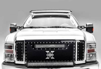 ZROADZ                                             - 1999-2016 Ford Super Duty Front Roof LED Bracket to mount (1) 52 Inch Staight LED Light Bar - PN #Z331161 - Image 5