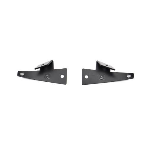 ZROADZ OFF ROAD PRODUCTS - 2015-2018 Ford Transit Hood Hinge LED Bracket to mount (2) 3 Inch LED Pod Lights - PN #Z365751 - Image 3