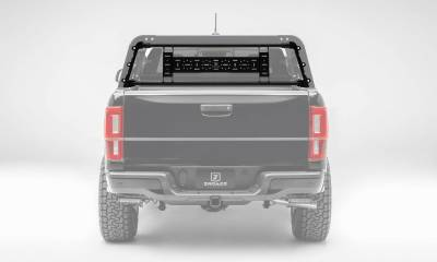 ZROADZ                                             - 2019-2021 Ford Ranger Access Overland Rack Rear Gate - PN #Z835001 - Image 1