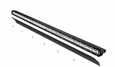 ZROADZ                                             - Noise Cancelling Wind Diffuser for 50 Inch Straight Single Row LED Light Bar - PN #Z330051S - Image 3