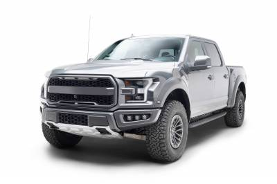 ZROADZ                                             - 2017-2021 Ford F-150 Raptor Front Bumper OEM Fog LED Bracket to mount (6) 3 Inch ZROADZ or similar style LED Pod Lights- PN #Z325672 - Image 11