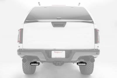 ZROADZ                                             - 2018-2021 Ford Rear Bumper LED Bracket to mount (2) 6 Inch Straight Light Bar - PN #Z385662 - Image 3