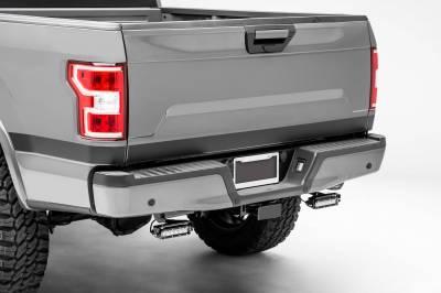 ZROADZ                                             - Ford Rear Bumper LED Kit with (2) 6 Inch LED Straight Single Row Slim Light Bars - PN #Z385662-KIT - Image 5