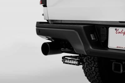 ZROADZ                                             - Ford Rear Bumper LED Kit with (2) 6 Inch LED Straight Single Row Slim Light Bars - PN #Z385662-KIT - Image 7