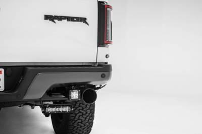 ZROADZ                                             - Ford Rear Bumper LED Kit with (2) 6 Inch LED Straight Single Row Slim Light Bars - PN #Z385662-KIT - Image 8