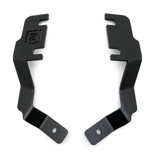 ZROADZ                                             - 2014-2020 Toyota 4Runner Hood Hinge LED Bracket to mount (2) 3 Inch LED Pod Lights - PN #Z369491 - Image 7