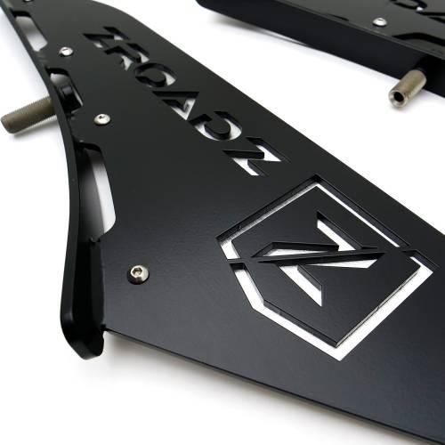 ZROADZ                                             - Ford F-150, Raptor Front Roof LED Bracket to mount 52 Inch Curved LED Light Bar - PN #Z335662 - Image 17