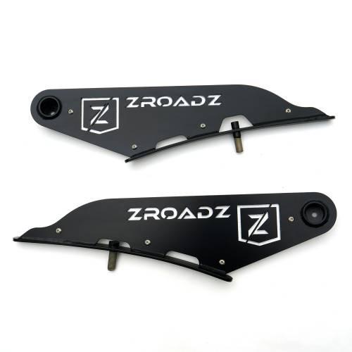ZROADZ                                             - 2019-2021 Ram 1500 Front Roof LED Bracket to mount 50 Inch Curved LED Light Bar - PN #Z334721 - Image 5