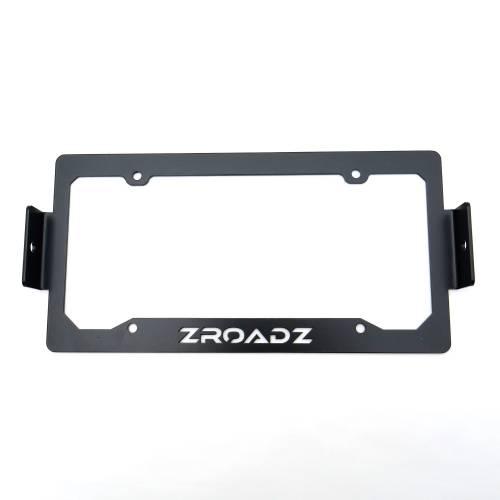 ZROADZ                                             - Universal License Plate Frame LED Bracket to mount (2) 3 Inch LED Pod Lights - PN #Z310005 - Image 5