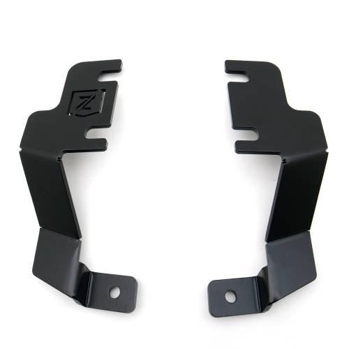 ZROADZ                                             - 2014-2021 Toyota Tundra Hood Hinge LED Bracket to mount (2) 3 Inch LED Pod Lights - PN #Z369641 - Image 5