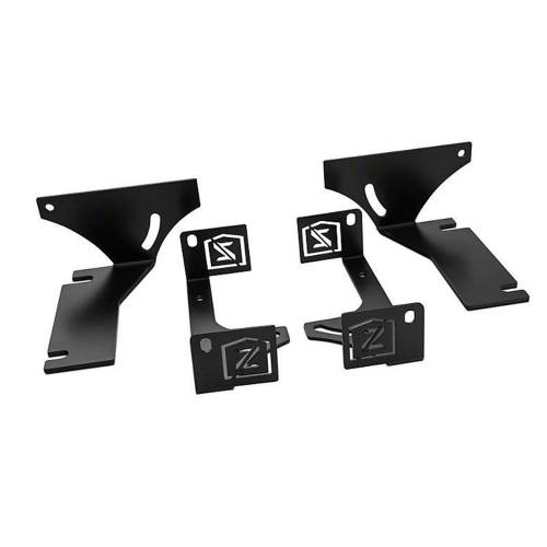 ZROADZ OFF ROAD PRODUCTS - 2015-2017 Ford F-150 Rear Bumper LED Bracket to mount (2) 6 Inch Straight Light Bar - PN #Z385731 - Image 3