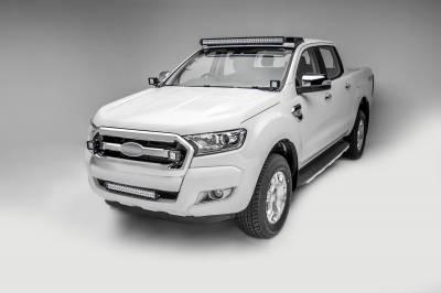 ZROADZ                                             - 2015-2018 Ford Ranger T6 OEM Grille LED Kit with (2) 3 Inch LED Pod Lights - PN #Z465761-KIT - Image 2