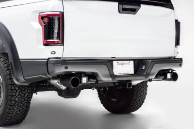 ZROADZ                                             - 2017-2021 Ford F-150 Raptor Rear Bumper LED Kit with (2) 3 Inch LED Pod Lights - PN #Z385651-KIT - Image 6