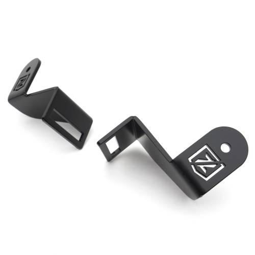 ZROADZ OFF ROAD PRODUCTS - 2015-2018 Ram Rebel Front Bumper Top LED Bracket to mount (1) 20 Inch LED Light Bar - PN #Z324552 - Image 5
